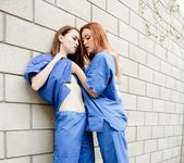 Karlie Montana, Misha Cross - Prison Lesbians 4