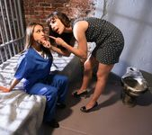 Dana DeArmond, Sara Luvv - Prison Lesbians 2
