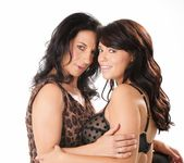 Melissa Monet, Ava Dalush - Lesbian Babysitters #12 16