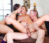 Gracie Glam, Bailey Bae - Couples Seeking Teens #16 13