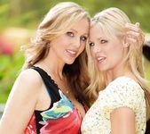 Julia Ann, Scarlet Red - Lesbian Babysitters #12 17