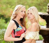 Julia Ann, Scarlet Red - Lesbian Babysitters #12 19