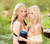 Julia Ann, Scarlet Red - Lesbian Babysitters #12 20