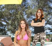 Penny Pax, August Ames - Girls Kissing Girls Volume Sixteen 16