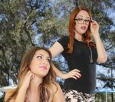 Penny Pax, August Ames - Girls Kissing Girls Volume Sixteen 20