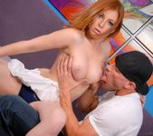 Ginger Blaze - Cum On My Tits 7