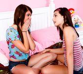 Teen Lesbian Girlfriends #02 6