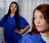 Bree Daniels, Vicki Chase - Prison Lesbians #02 5