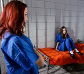 Jay Taylor, Chanel Preston - Prison Lesbians #02 4