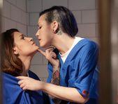 Vanessa Veracruz, Rizzo Ford - Prison Lesbians #02 2