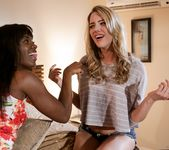 Kenna James, Ana Foxxx - Lesbian Beauties #14 - Interracial 3