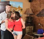 Nickey Huntsman, Rachel Roxx - Couples Seeking Teens #18 2