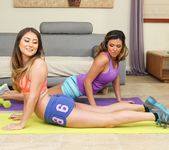 Danica Dillon, Bliss Dulce - Couples Seeking Teens #18 4