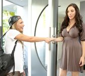 Jelena Jensen, Carter Cruise - Girls Kissing Girls #17 4