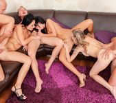 Angel Piaf, Enza, Gina Devine - Cock Swappers 14