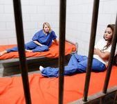 Zoey Monroe, Morgan Lee - Prison Lesbians #03 2