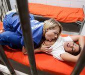 Zoey Monroe, Morgan Lee - Prison Lesbians #03 4