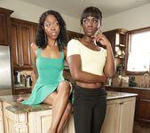 Lesbian Beauties #15 - All Black Beauties 25