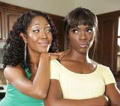 Lesbian Beauties #15 - All Black Beauties 26