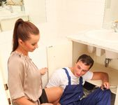 Cindy Dollar - 8 Horny Housewive Quickies 4