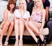 Bella Baby, Sandy E - 5 Incredible Orgies #02 4