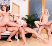 Bella Baby, Sandy E - 5 Incredible Orgies #02 10