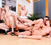 Bella Baby, Sandy E - 5 Incredible Orgies #02 13