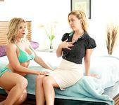 Cherie DeVille, Adriana Sephora - Lesbian Analingus #08 6