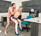 Goldie Rush - Ex-girlfriends Make detention worth it! 13