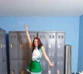 Alexis Grace - Cock Sucking Cheerleaders - White Ghetto 2
