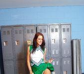 Alexis Grace - Cock Sucking Cheerleaders - White Ghetto 3