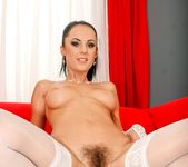 Brenda Black - Watch Me Shave My Pussy - White Ghetto 15