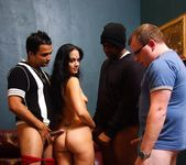 Vanita Sakala - Curry Cream Pie Gang Bang #04 - White Ghetto 3
