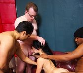Vanita Sakala - Curry Cream Pie Gang Bang #04 - White Ghetto 9