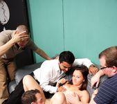 Kristy Shannon - Cuckold Gang Bang #04 - White Ghetto 2