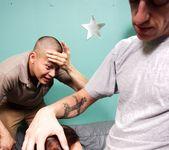 Kristy Shannon - Cuckold Gang Bang #04 - White Ghetto 4
