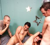Kristy Shannon - Cuckold Gang Bang #04 - White Ghetto 10