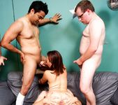 Kristy Shannon - Cuckold Gang Bang #04 - White Ghetto 11