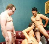 Cece Stone - My Hairy Gang Bang #04 - White Ghetto 8