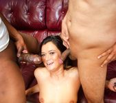 Cece Stone - My Hairy Gang Bang #04 - White Ghetto 11