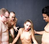 Amanda Blow - Cuckold Gang Bang #04 - White Ghetto 11