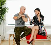 Cindy Starfall - Strip Mall Asian Massage - Devil's Film 4