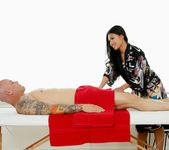 Cindy Starfall - Strip Mall Asian Massage - Devil's Film 6