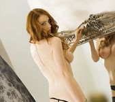 Alice Brookes reflects on her vivid beauty - Spinchix 12