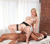 Aiden Starr, Slave Fluffy - Horny Cuckold Bitches 11