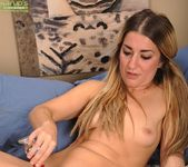 Penelope Mcdowd - mature playing with her dildo 14