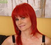 Amanda Rose - redhead mom spreading her legs 3