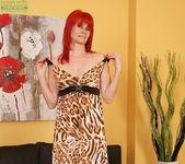 Amanda Rose - redhead mom spreading her legs 5