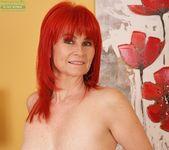 Amanda Rose - redhead mom spreading her legs 6