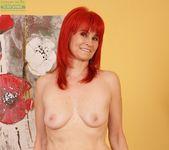 Amanda Rose - redhead mom spreading her legs 8